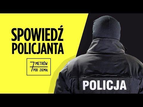WYSŁUŻONE RADIOWOZY i POMPOWANIE STATYSTYK, czyli realia służby w POLICJI – 7 metrów pod ziemią #20