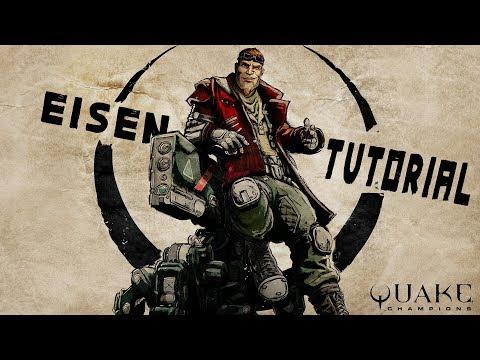 Quake Champions – Eisen Tutorial