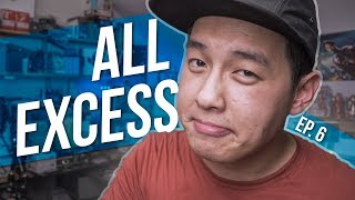ALL EXCESS Ep. 6 [Peak Design Travel Line!]