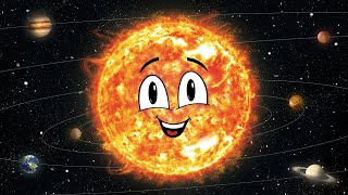 Planet Song for Kids/Solar System Song for Children/Sun Song for Kids