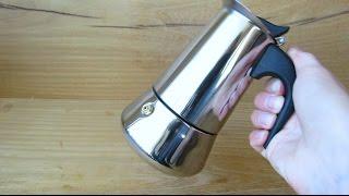 Гейзерная кофеварка на 4 чашки (Frico) (Видео обзор) podarki-odessa.com