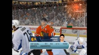 Fails misfortunes etc. in NHL09(best hockey game on PC)