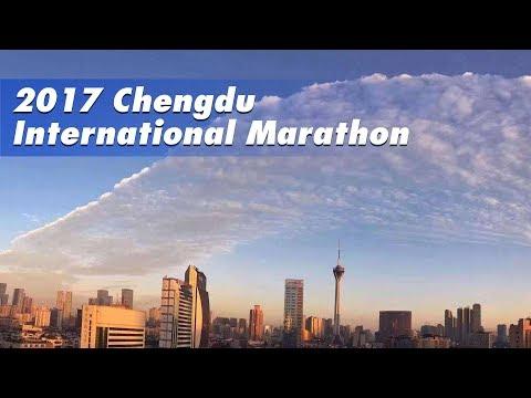 Live: 2017 Chengdu International Marathon 2017成都国际马拉松比赛