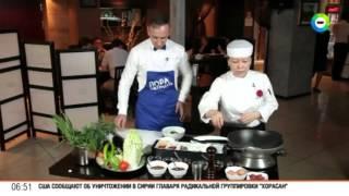 Огурцы и говядина: простой корейский салат «Ве-ча»