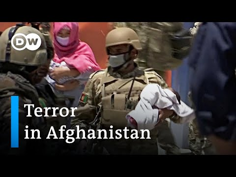 Babies, mothers and nurses killed in Afghanistan terror attack | DW News