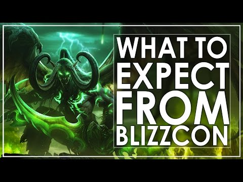 The Future of Legion - What To Expect? | Blizzcon 2016 Pre-Show Speculation