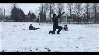 WINTER  FOOTBALL CHALLENGE