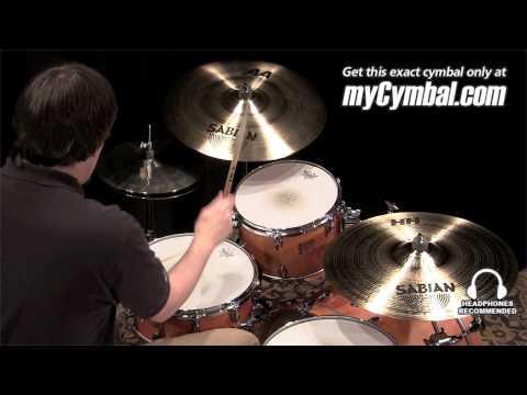 """Sabian 20"""" AA Extra Thin Crash Cymbal (22036-1012513W)"""