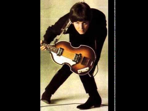 The Beatles - Paperback Writer Isolated Bass