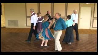 Video Square Dance Lessons - Plus Lesson #9