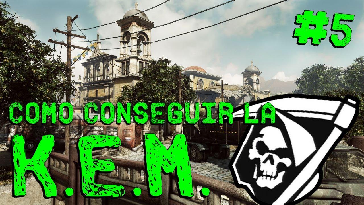 ¡Quinta K.E.M.! ¡59-7! ¡Las MEJORES VENTAJAS y ACCESORIOS para la KEM! - Call Of Duty: GHOSTS