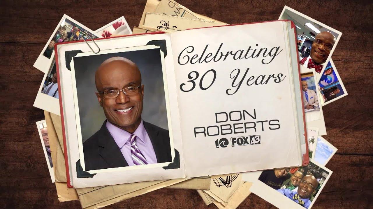 Don Roberts Celebrates 30 Years At Wavy Tv 10