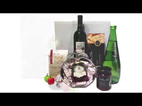 Apples & Honey Gift Hamper HD 720p