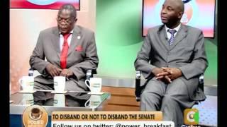 Power Interview with Irungu Kang'ata-Kiharu MP and Beatrice Elachi Nominated Senator Part 3