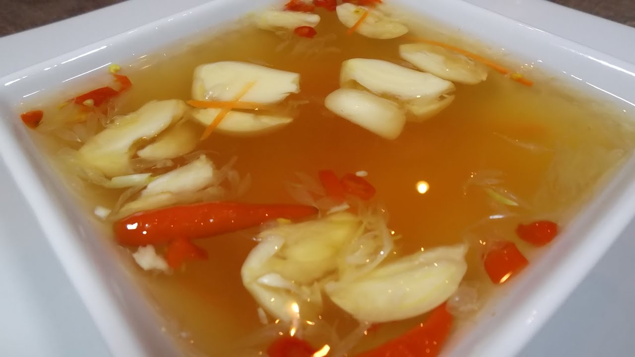 Sweet and sour fish sauce recipe youtube for Sweet and sour fish recipe