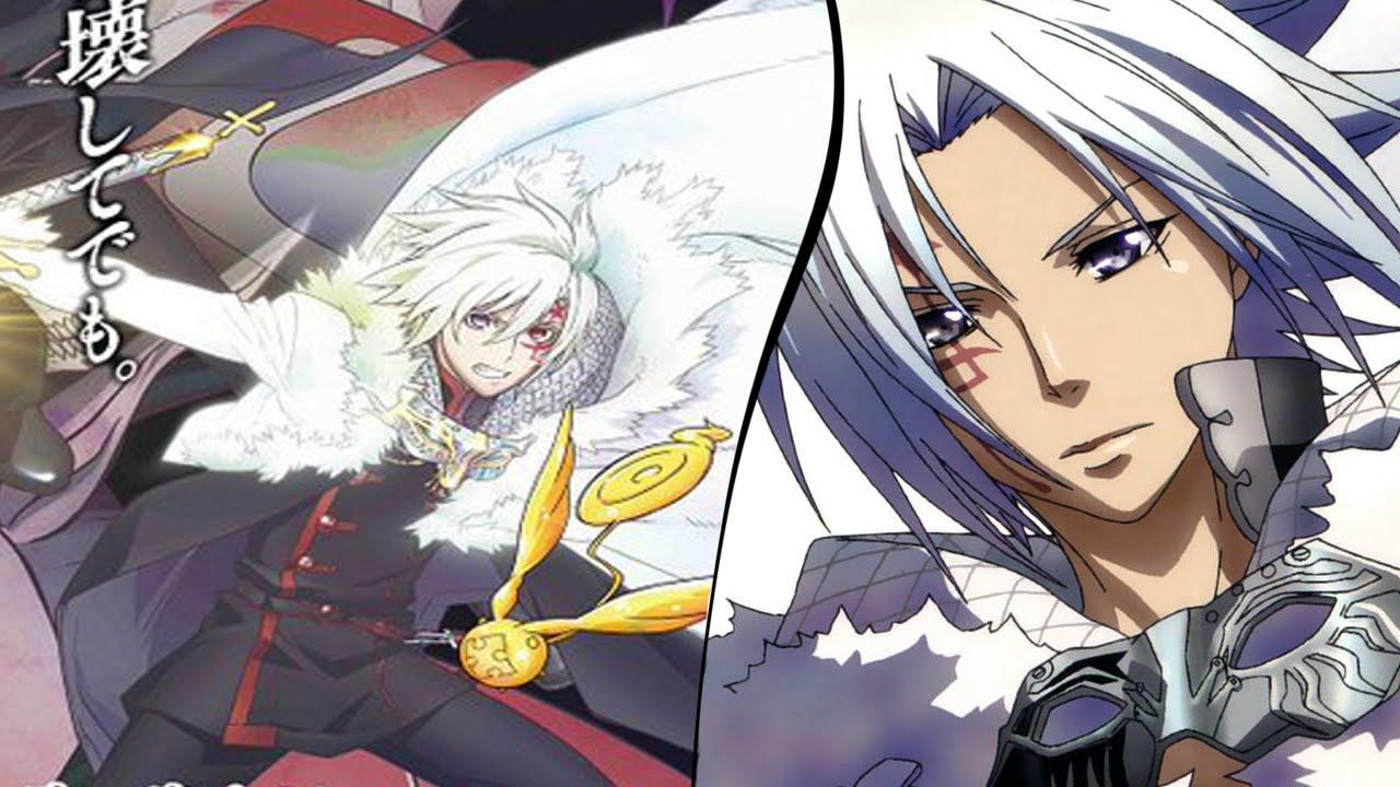 D gray man 2016 anime confirmed sequel not remake