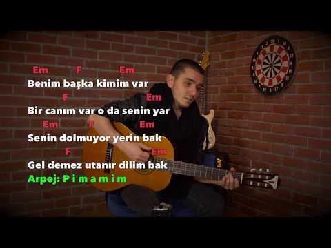 Bilal Sonses Öpesim Var (Cover) Akor ve Ritim - Çağlar Utaş