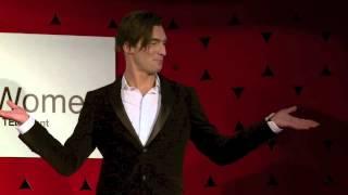 Współczesne uprzedmiotowienie mężczyzn: Radosław Filip Muniak at TEDxWarsawWomen 2013