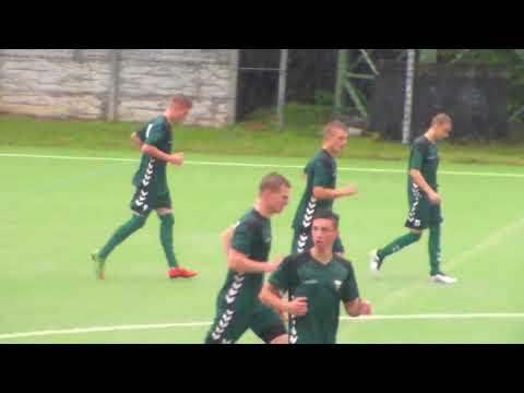 I LW Junior A1 - Rekord BB vs Tyski Sport (3-2) - II polowa