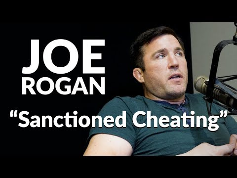 "Joe Rogan called weight cutting ""Sanctioned Cheating"