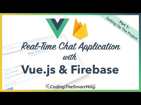 Building A Real-Time Chat Application With Vue.js And Firebase - Part 1