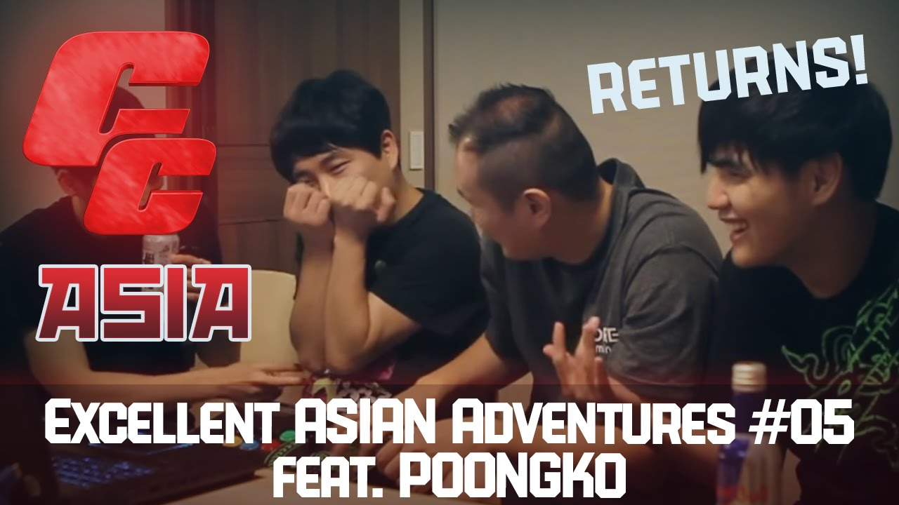 Cross Counter ASIA: Excellent ASIAN Adventures #05 ft. Poongko, Zhi, RZR|Xian, & RZR|Infiltration