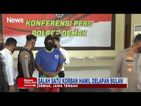 Download Pelatih Voli di Demak Cabuli 13 Gadis, Salah Satu Korban Hamil Delapan Bulan #iNewsMalam 19/10