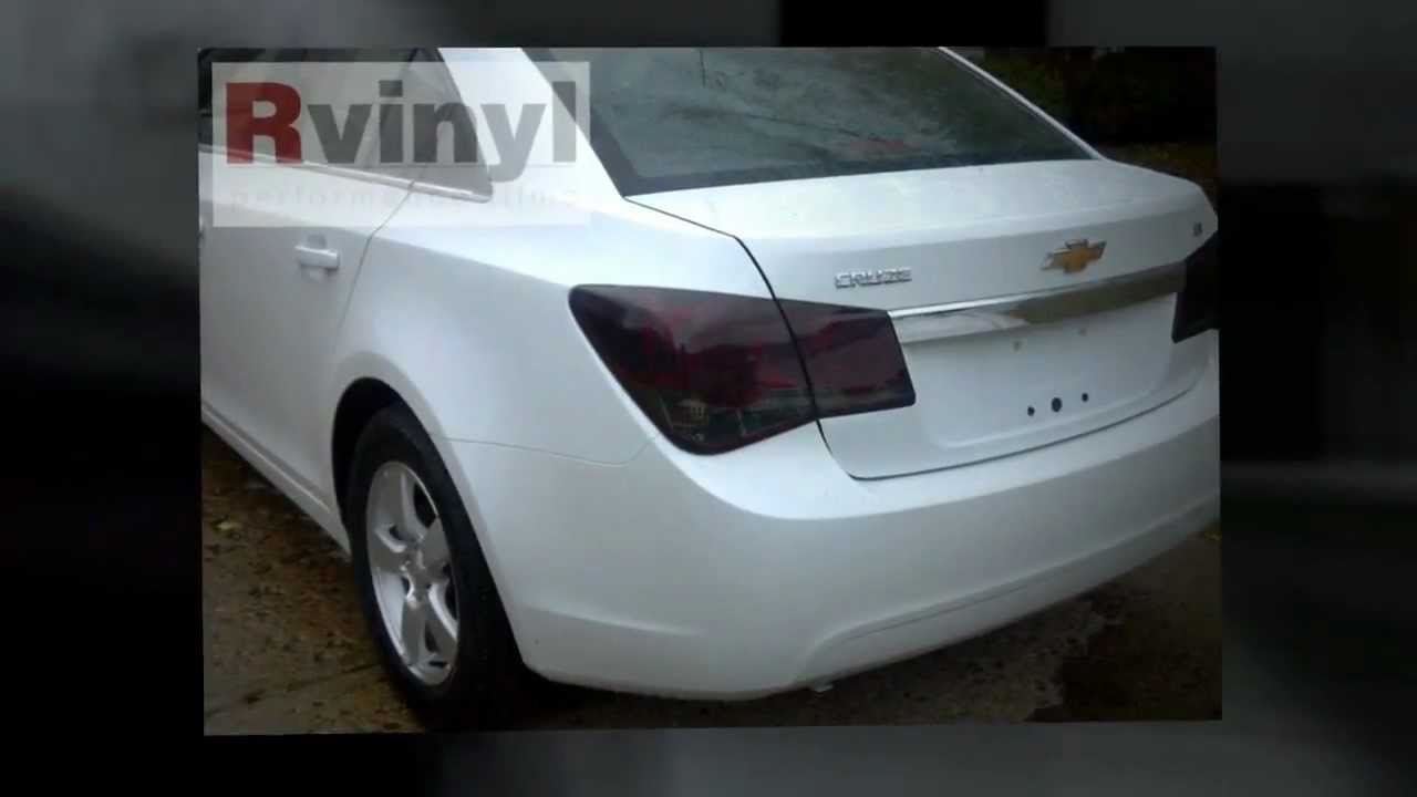 Tail Light Tint 2010 2013 Chevrolet Cruze Install