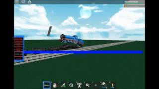 Random Roblox Thomas And Friends crashes