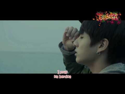 Jungkook BTS  - begin fmv (sub indo, eng, han,rom)