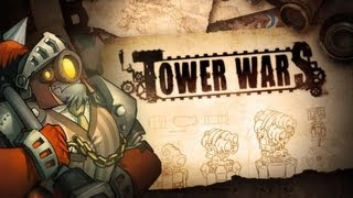 TOWER WARS :: HD GAMEPLAY VIDEO