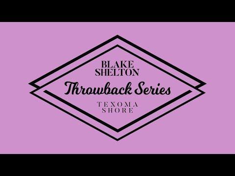 Blake Shelton  I d It Texoma Shore Throwback Series