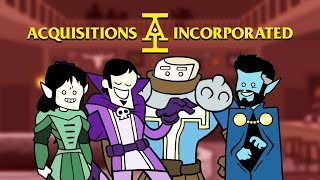 Acquisitions Incorporated Live - PAX East 2017