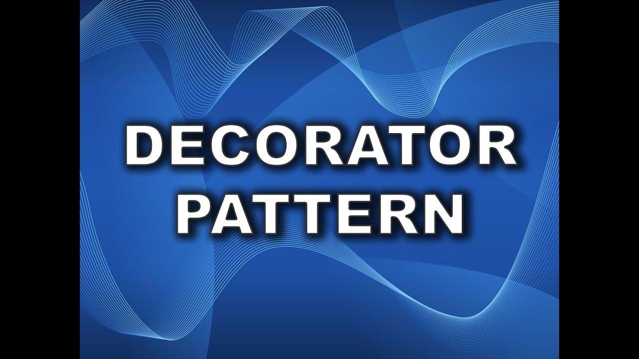 Decorator Design Pattern Example
