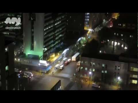 The Inner City - Johannesburg