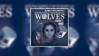 Selena Gomez X Marshmello X Jax Jones ft. RAYE X Our Psych - Wolves (kriZ x Miniek MashUp)
