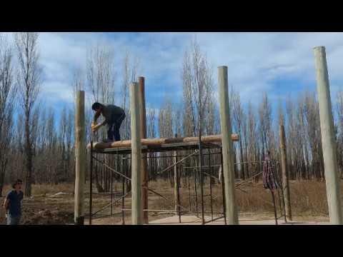 Tutorial  Construcción Natural - Técnicas Mixtas - Parte 1