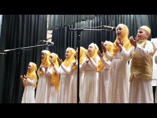 21st February International Mother Tongue Day. Celebrating by Arabic community.
