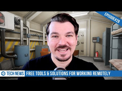[FREE] Amazing Tools and Resources to Help You Work Remotely - HQ #028