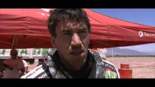 2014 Dakar Stage 4 - Team HRC