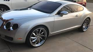 Buying a Bentley Do's & Don'ts