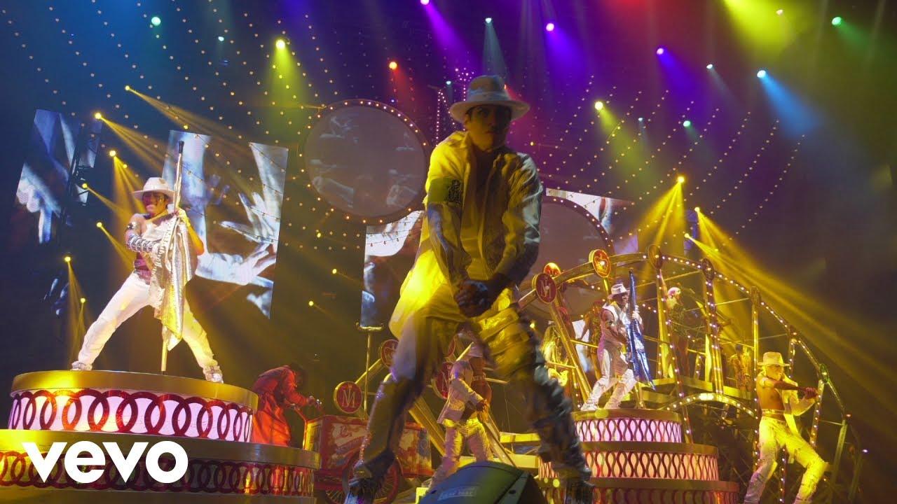 Michael Jackson - Diamond Celebration Party:  Michael Jackson ONE