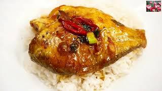 Cá Kho Nghệ - Cách kho Cá với Nghệ có màu sắc hấp dẫn và vị thơm ngon by Vanh Khuyen