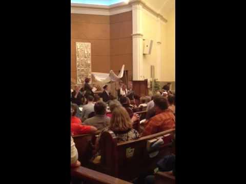 Rabbi Michael Adam Latz Freedom to Marry Vigil
