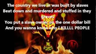 Insane Clown Posse-Terrible(lyrics)