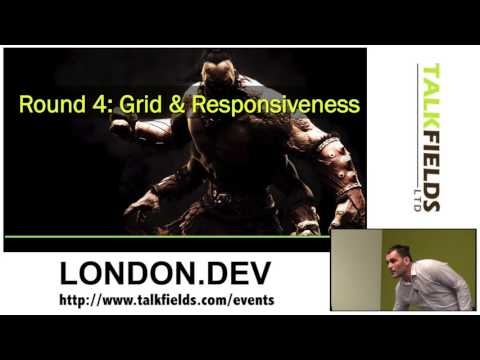 LDV - Bootstrap vs Foundation - Who owns the Future?