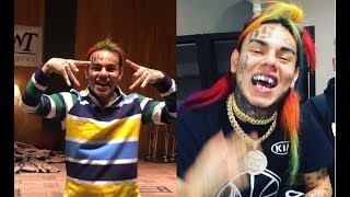6ix9ine says Goodbye to LA and Thanks the City for a Good Time. He's Headed back to NY ...