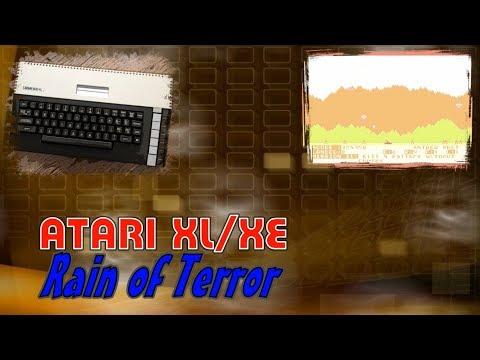 Atari XL/XE -=Rain of Terror=-
