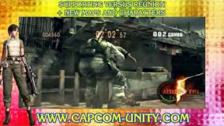 Resident Evil 5 - Gameplay Multiplayer (MONTAGE) [HD]