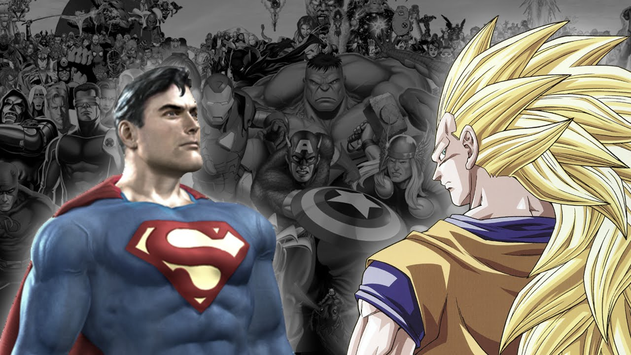 Top 5 Most Powerful Superheroes & Characters OF ALL TIME ...